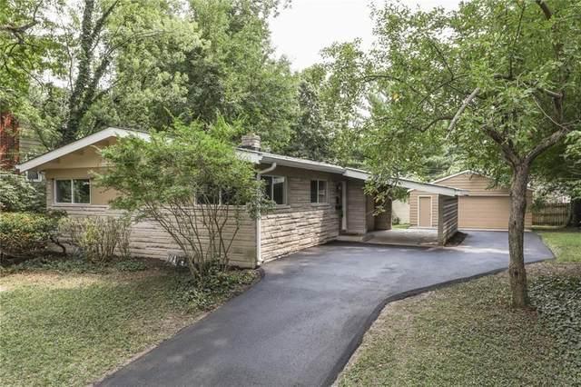 2759 Baur Drive, Indianapolis, IN 46220 (MLS #21788879) :: Keller & Corbett Real Estate