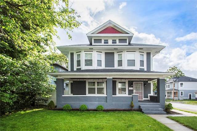 3062 Central Avenue, Indianapolis, IN 46205 (MLS #21788881) :: Mike Price Realty Team - RE/MAX Centerstone