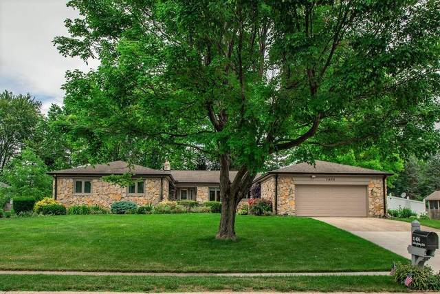 11406 Rolling Springs Drive, Carmel, IN 46033 (MLS #21788902) :: Mike Price Realty Team - RE/MAX Centerstone