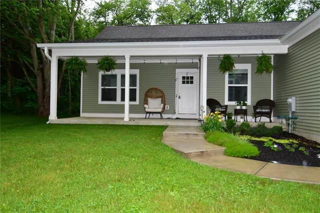 442 Gettysburg, Coatesville, IN 46121 (MLS #21788903) :: Ferris Property Group