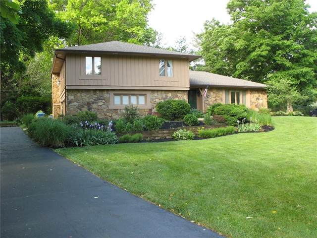 22 Stonybrook Drive, Brownsburg, IN 46112 (MLS #21788909) :: Keller & Corbett Real Estate