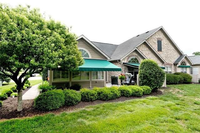 107 Bridgemor Lane, Mooresville, IN 46158 (MLS #21788910) :: Dean Wagner Realtors