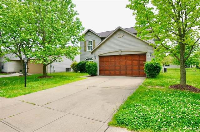 10325 Cerulean Drive, Noblesville, IN 46060 (MLS #21788920) :: Ferris Property Group
