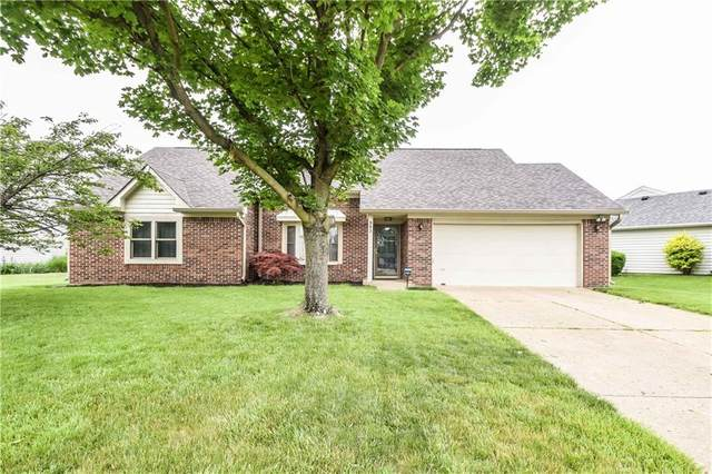 993 Bull Run West Drive, Greenwood, IN 46143 (MLS #21788924) :: Mike Price Realty Team - RE/MAX Centerstone