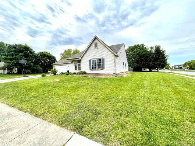 1199 Randall Way, Brownsburg, IN 46112 (MLS #21788926) :: Mike Price Realty Team - RE/MAX Centerstone