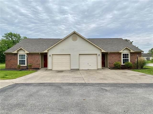 115 Woodberry Drive, Danville, IN 46122 (MLS #21788935) :: Keller & Corbett Real Estate