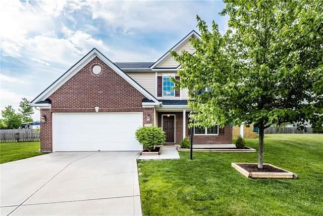12295 Blue Lake Court, Noblesville, IN 46060 (MLS #21788956) :: Keller & Corbett Real Estate