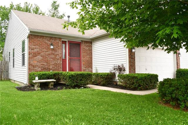 11930 Titania Circle, Indianapolis, IN 46236 (MLS #21788959) :: Mike Price Realty Team - RE/MAX Centerstone