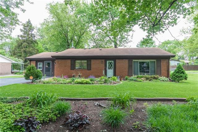 1804 Marsha Drive, Indianapolis, IN 46214 (MLS #21789015) :: Mike Price Realty Team - RE/MAX Centerstone