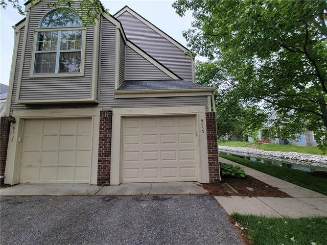 9530 Aberdare, Indianapolis, IN 46250 (MLS #21789017) :: RE/MAX Legacy