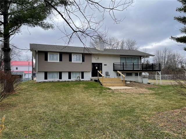 4338 N County Road 800 E, Coatesville, IN 46121 (MLS #21789026) :: The ORR Home Selling Team