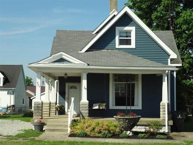 827 N Michigan Avenue, Greensburg, IN 47240 (MLS #21789033) :: Dean Wagner Realtors