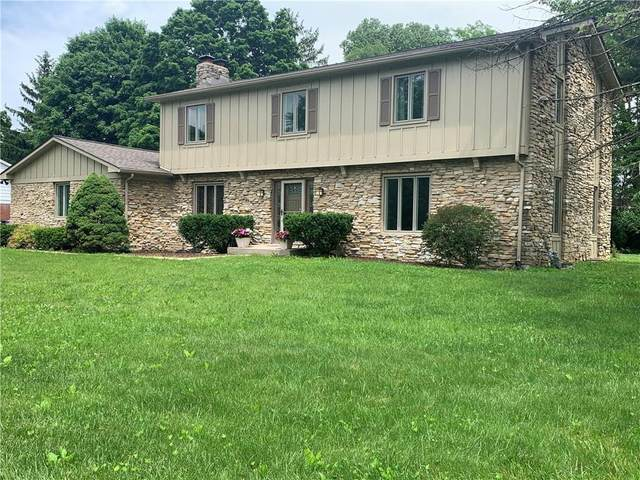 8739 Lancaster Road, Indianapolis, IN 46260 (MLS #21789042) :: Ferris Property Group