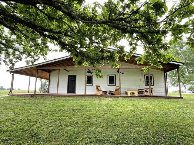 10901 N County Road 200 East, Pittsboro, IN 46167 (MLS #21789044) :: Mike Price Realty Team - RE/MAX Centerstone