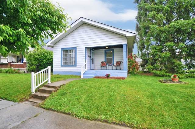 79 S 8th Avenue, Beech Grove, IN 46107 (MLS #21789056) :: Keller & Corbett Real Estate