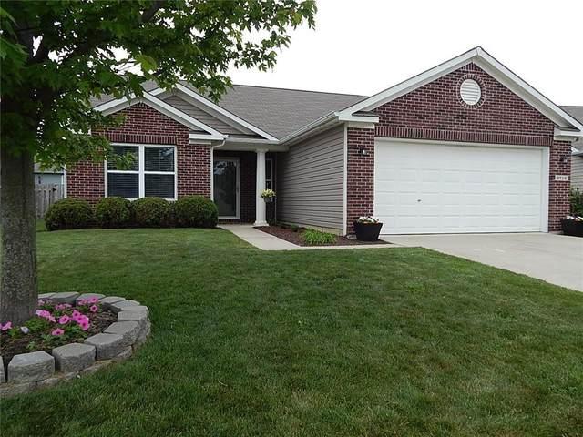 3716 Golden Grain Drive, Whitestown, IN 46075 (MLS #21789059) :: Keller & Corbett Real Estate
