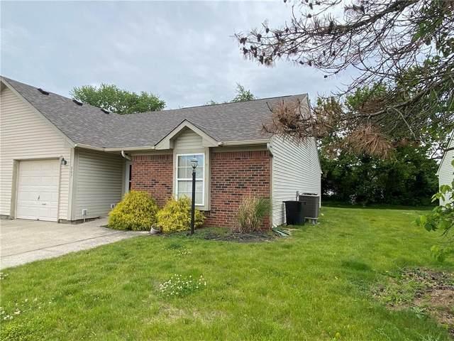 207 Woodberry Drive, Danville, IN 46122 (MLS #21789081) :: Keller & Corbett Real Estate