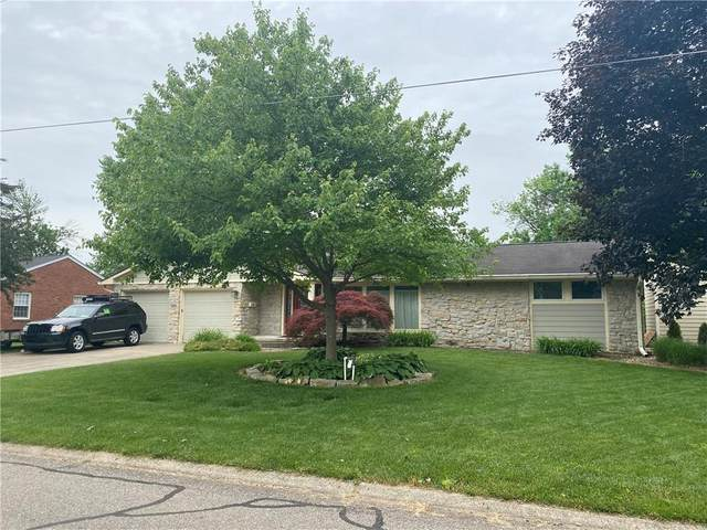 205 Newsom Avenue, Columbus, IN 47201 (MLS #21789083) :: Mike Price Realty Team - RE/MAX Centerstone