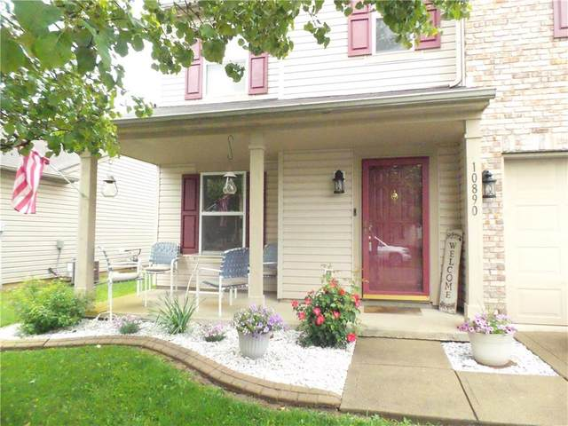 10890 Clear Springs Drive, Camby, IN 46113 (MLS #21789084) :: Pennington Realty Team