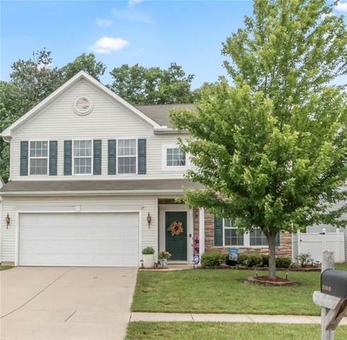 2982 Welcome Way, Greenwood, IN 46143 (MLS #21789094) :: RE/MAX Legacy