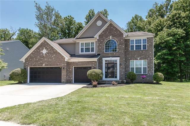 10325 Shakamak Way, Indianapolis, IN 46239 (MLS #21789102) :: Mike Price Realty Team - RE/MAX Centerstone