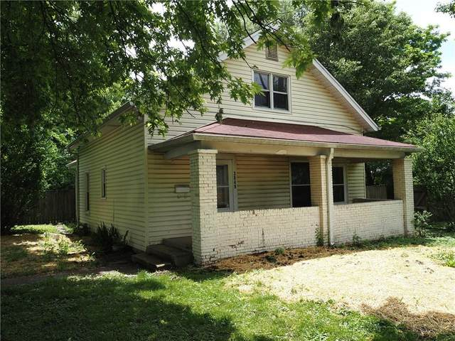3849 E 14th Street, Indianapolis, IN 46201 (MLS #21789137) :: AR/haus Group Realty