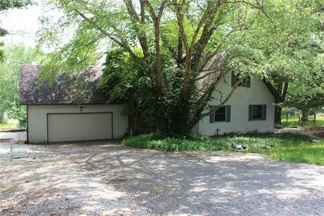 55 Cramer Pl Cramer Pl Street, Martinsville, IN 46151 (MLS #21789138) :: Ferris Property Group