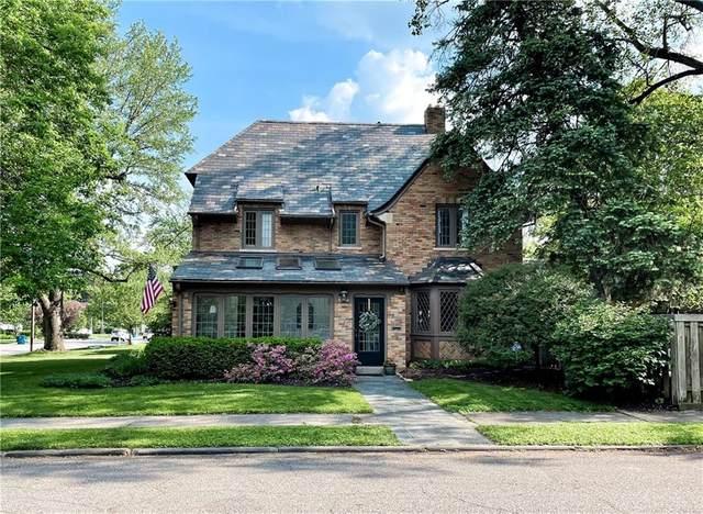 5440 N Central Avenue, Indianapolis, IN 46220 (MLS #21789151) :: Keller & Corbett Real Estate