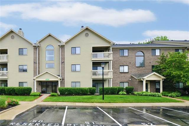 8750 Yardley Court #108, Indianapolis, IN 46268 (MLS #21789165) :: RE/MAX Legacy
