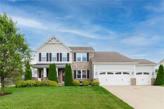 3223 Purple Ash Drive, Zionsville, IN 46077 (MLS #21789166) :: AR/haus Group Realty