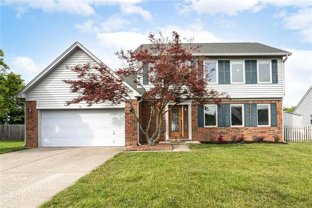 7217 Camberwood Drive, Indianapolis, IN 46268 (MLS #21789175) :: RE/MAX Legacy