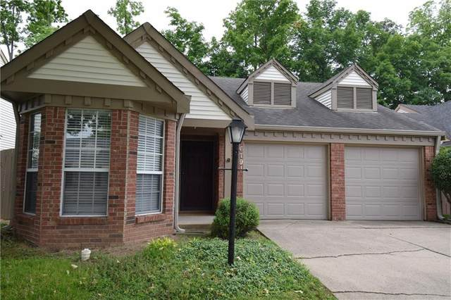6791 Colony Pointe South Drive, Indianapolis, IN 46250 (MLS #21789200) :: Mike Price Realty Team - RE/MAX Centerstone