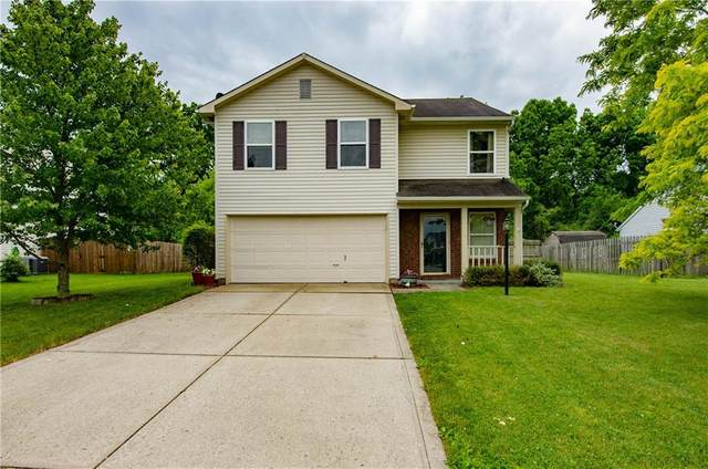 187 Broadmoor Bend, Pittsboro, IN 46167 (MLS #21789201) :: Mike Price Realty Team - RE/MAX Centerstone