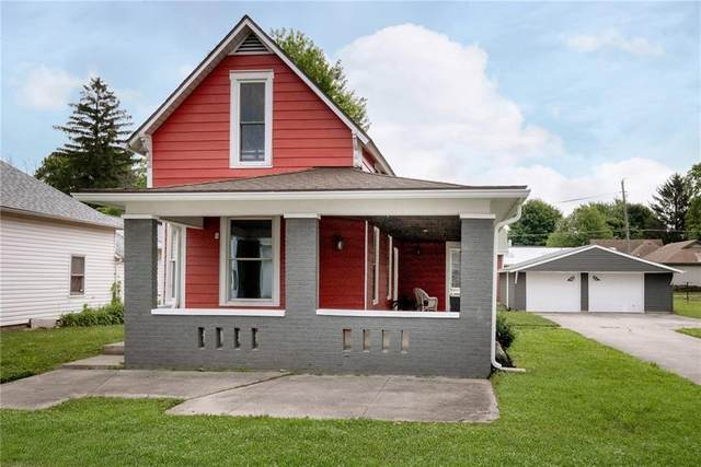 415 S Indiana Street, Atlanta, IN 46031 (MLS #21789225) :: Mike Price Realty Team - RE/MAX Centerstone