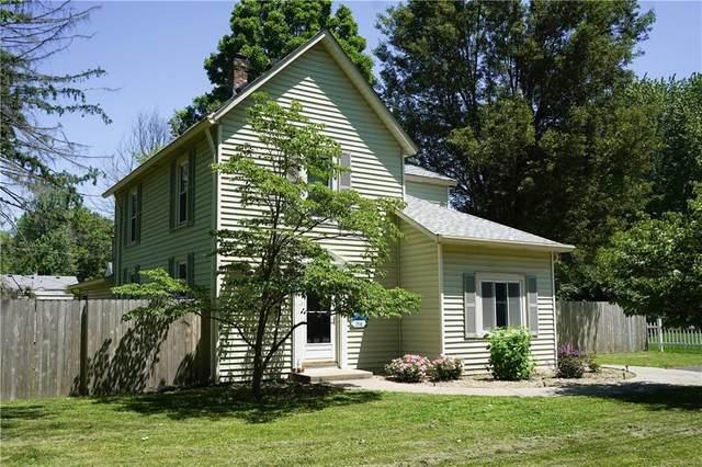 1516 Lawrence Avenue, Indianapolis, IN 46227 (MLS #21789229) :: Keller & Corbett Real Estate