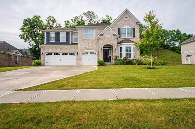 3745 Presidents Lane, Greenwood, IN 46142 (MLS #21789243) :: Mike Price Realty Team - RE/MAX Centerstone