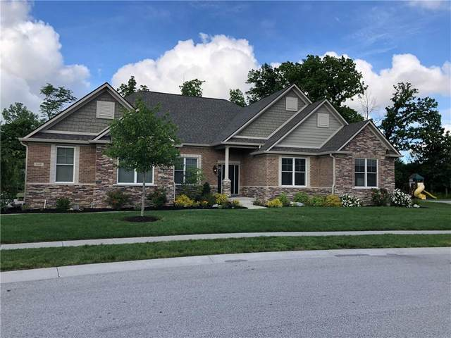 649 Mikal Lane, Brownsburg, IN 46112 (MLS #21789255) :: Keller & Corbett Real Estate