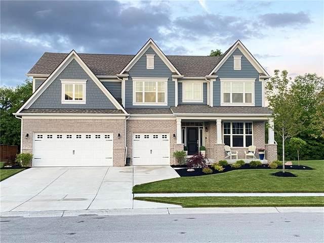 19228 Gillcrest Drive, Noblesville, IN 46062 (MLS #21789261) :: Keller & Corbett Real Estate