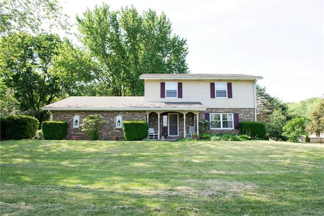 3089 W Country Club Road, Crawfordsville, IN 47933 (MLS #21789265) :: Mike Price Realty Team - RE/MAX Centerstone