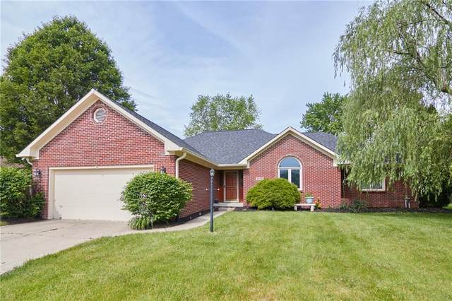 8602 Lockwood Place, Indianapolis, IN 46217 (MLS #21789273) :: Mike Price Realty Team - RE/MAX Centerstone