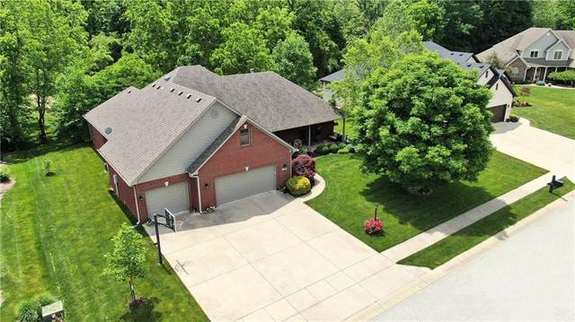 5761 Hickory Hollow Drive, Plainfield, IN 46168 (MLS #21789275) :: Keller & Corbett Real Estate