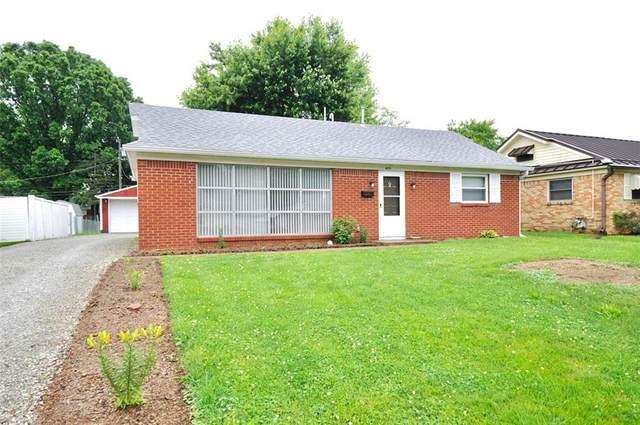 469 Carol Drive, Greenwood, IN 46143 (MLS #21789278) :: Heard Real Estate Team | eXp Realty, LLC