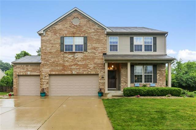 1871 Spring Beauty Drive, Avon, IN 46123 (MLS #21789301) :: Mike Price Realty Team - RE/MAX Centerstone