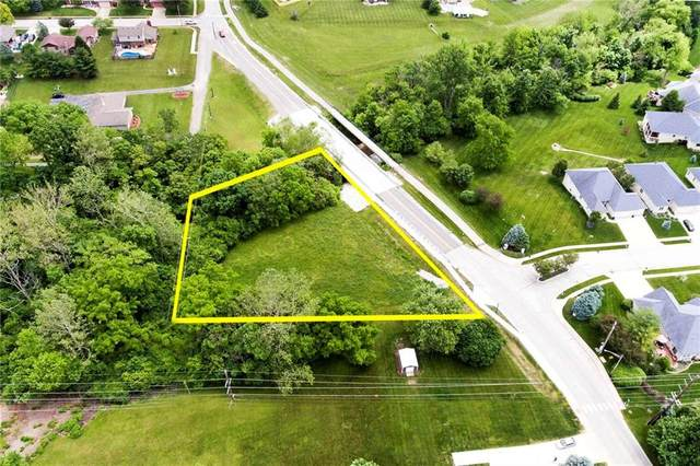 1554 Stanley Road, Plainfield, IN 46168 (MLS #21789310) :: Anthony Robinson & AMR Real Estate Group LLC