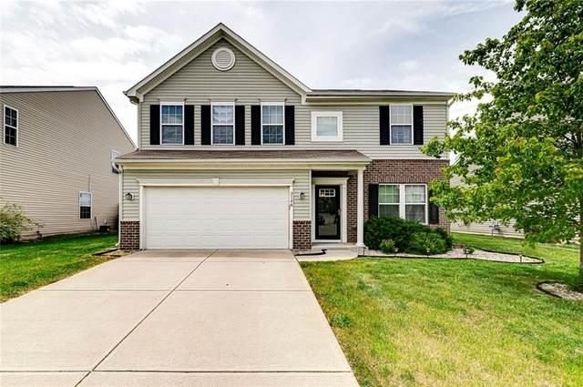 3148 Underwood Drive, Whiteland, IN 46184 (MLS #21789311) :: Keller & Corbett Real Estate