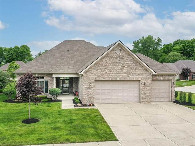 7142 Willow Pond Drive, Noblesville, IN 46062 (MLS #21789313) :: Richwine Elite Group