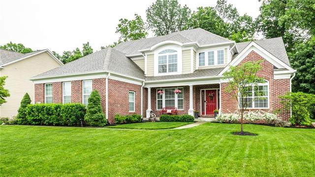 13853 Vincent Drive, Mccordsville, IN 46055 (MLS #21789317) :: Ferris Property Group