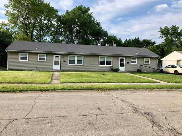7310 Parkside Drive, Indianapolis, IN 46226 (MLS #21789327) :: RE/MAX Legacy