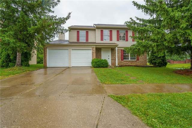 11632 E Crockett Drive, Indianapolis, IN 46229 (MLS #21789339) :: Mike Price Realty Team - RE/MAX Centerstone