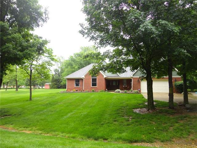 12199 N Cedarview Drive, Mooresville, IN 46158 (MLS #21789349) :: Mike Price Realty Team - RE/MAX Centerstone